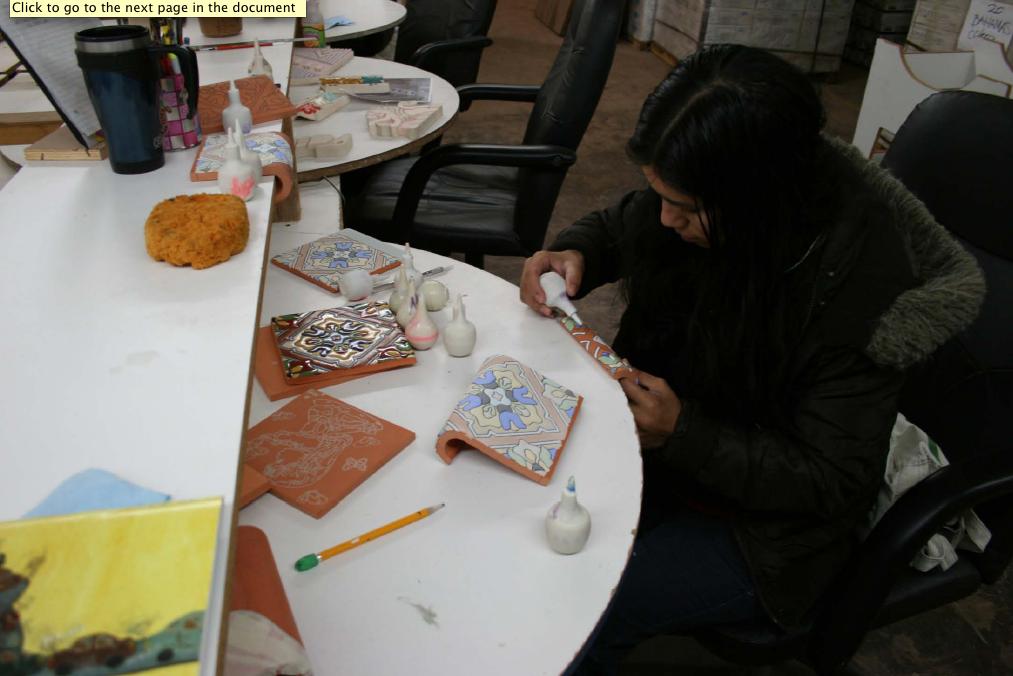 Glaze Artist