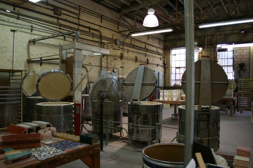 Manufacturing Kiln