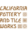 California Pottery and Tile Works
